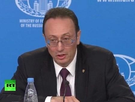La OTAN no dispuesta al desarme nuclear, denuncia Rusia - ảnh 1