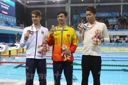 Vietnam logra otra medalla de oro en los Juegos Olímpicos de la Juventud  - ảnh 1