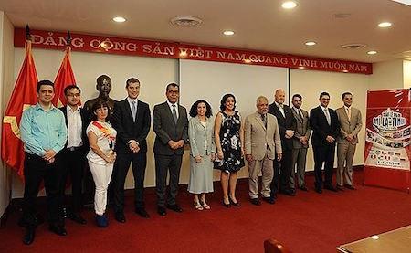 Diversidad cultural del cine latinoamericano conquista audiencia vietnamita - ảnh 3