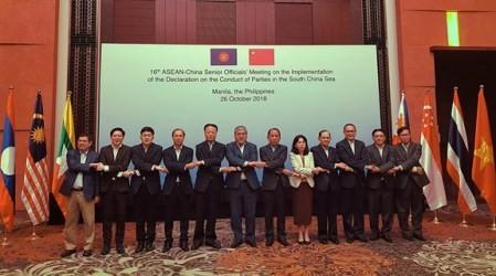 Asean pide garantía de paz y estabilidad en el Mar del Este  - ảnh 1