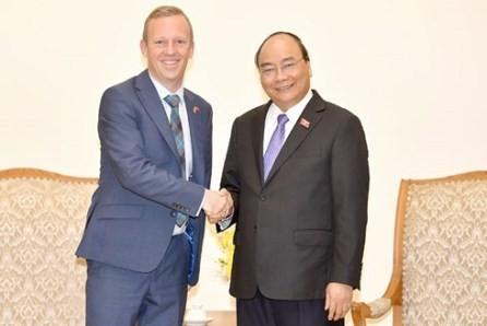 Vietnam y Reino Unido por elevar nexos  - ảnh 1