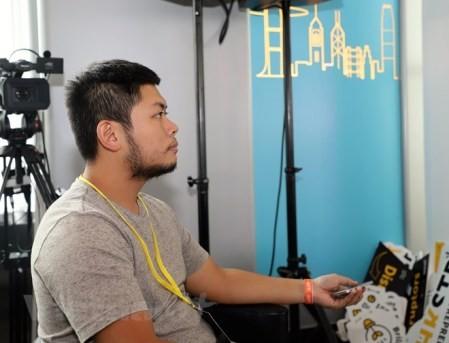 Candidato vietnamita en el top 10 de competencia internacional de emprendedores en Hong Kong  - ảnh 1