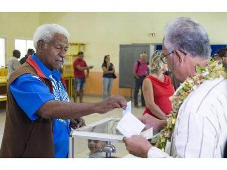 Nueva Caledonia rechaza separarse de Francia  - ảnh 1
