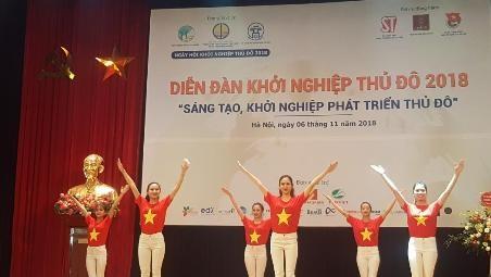 Promueven el emprendimiento en Hanói  - ảnh 1
