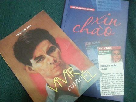 Presentan dos libros sobre Vietnam en Venezuela                - ảnh 1