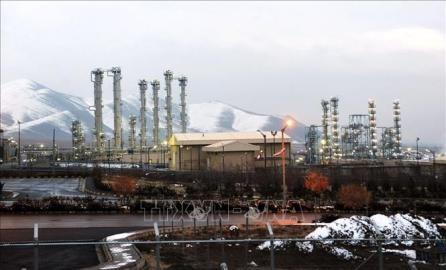 Asia Central y la Unión Europea destacan importancia de proteger el acuerdo nuclear de Irán - ảnh 1