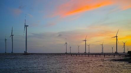 El potencial del desarrollo de energía eólica en Vietnam  - ảnh 1