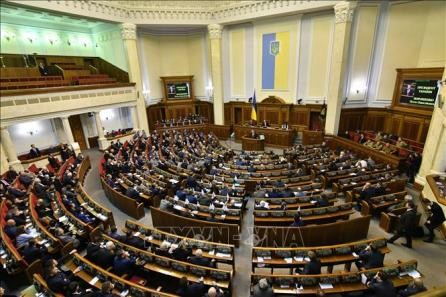 Ucrania elegirá presidente en marzo de 2019 - ảnh 1