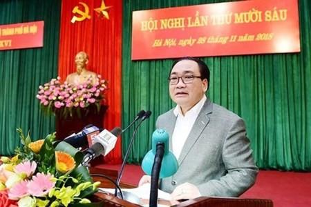 Hanói cumple todos los objetivos de desarrollo socioeconómico - ảnh 1