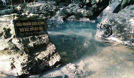 La majestuosa belleza del Geoparque Global Non Nuoc Cao Bang - ảnh 10