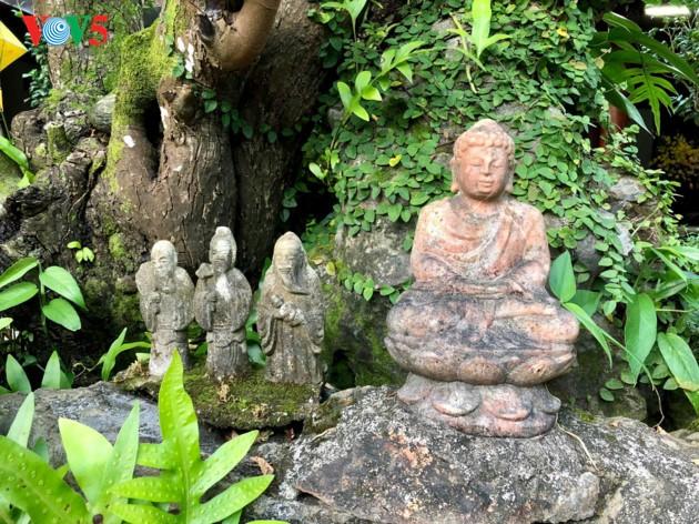 La mística belleza de la pagoda Tu Hieu, en la ciudad de Hue - ảnh 13