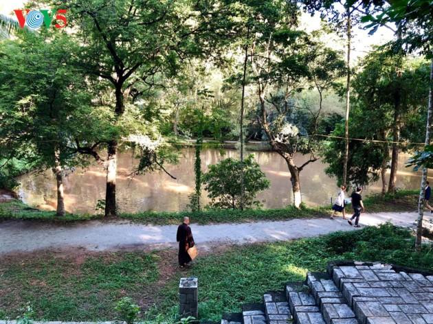 La mística belleza de la pagoda Tu Hieu, en la ciudad de Hue - ảnh 7