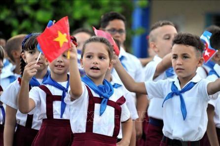 Banco Mundial: Cuba tiene el mejor sistema educativo en América Latina - ảnh 1