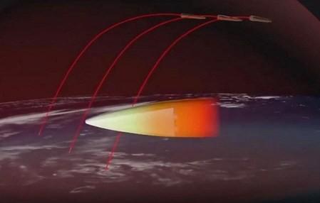 Rusia prueba una nueva arma hipersónica - ảnh 1