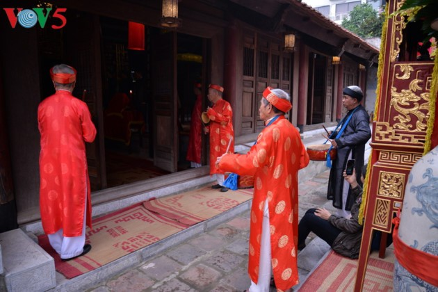 Preservar la belleza tradicional del Tet vietnamita  - ảnh 3