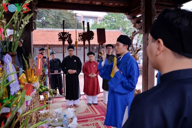 Preservar la belleza tradicional del Tet vietnamita  - ảnh 4
