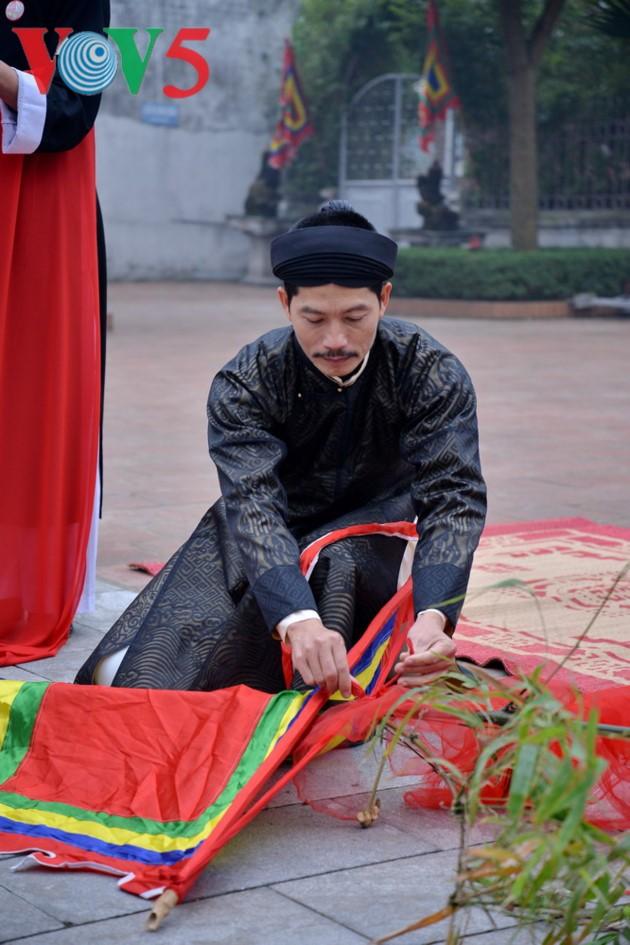 Preservar la belleza tradicional del Tet vietnamita  - ảnh 6