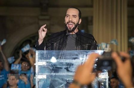El Salvador difunde resultado preliminar de elecciones presidenciales - ảnh 1