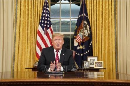Optimista Trump sobre posible alcance de acuerdos con Corea del Norte y China - ảnh 1