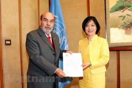 Vietnam se reafirma como socio de la Organización de la ONU para la Agricultura y la Alimentación  - ảnh 1