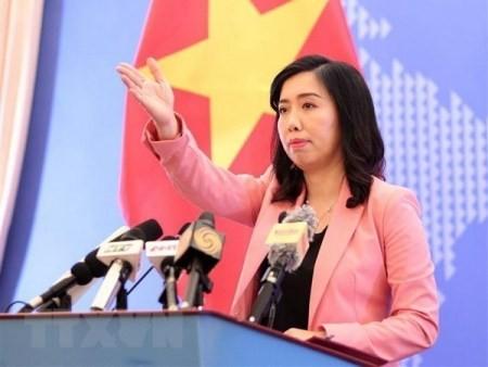 Vietnam insta a respetar y cumplir el derecho internacional en zonas marítimas - ảnh 1