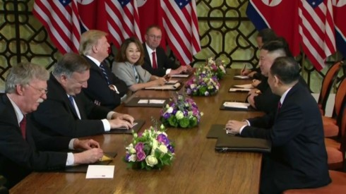 Donald Trump y Kim Jong-un en Hanói: momentos notables - ảnh 10
