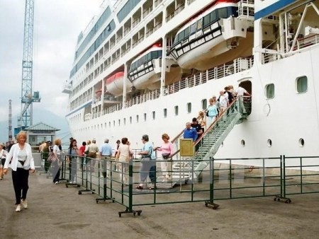 Puerto vietnamita prevé recibir 40 cruceros en 2019 - ảnh 1