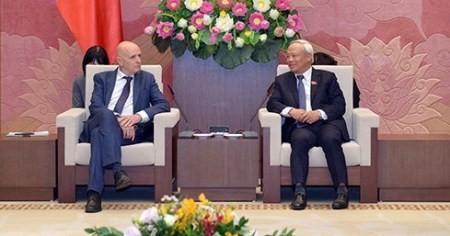 Vietnam y Bélgica estrechan lazos - ảnh 1