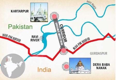 La India y Pakistán abordan la apertura del corredor de Kartarpur - ảnh 1