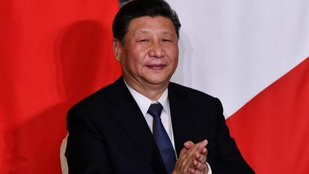 Presidente de China visita Francia - ảnh 1
