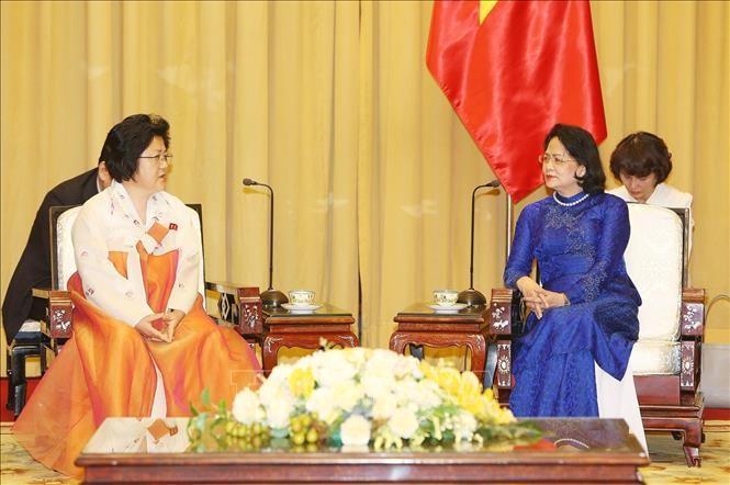 Vietnam y Corea del Norte consolidan relaciones  - ảnh 1