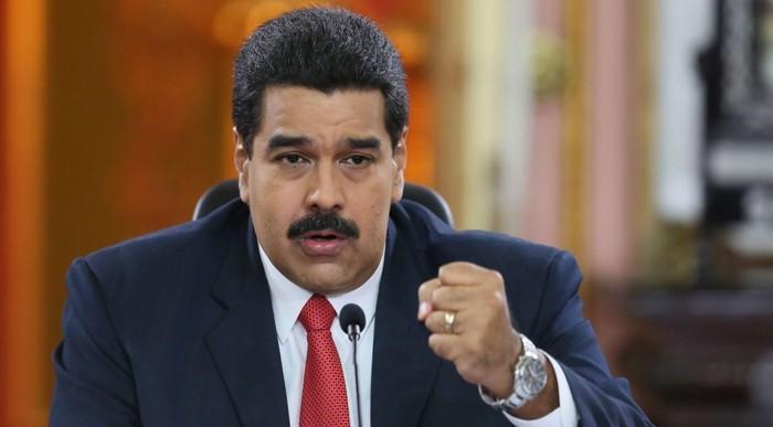 Ataque al sistema eléctrico fue un incendio provocado con fusil, denuncia Maduro - ảnh 1