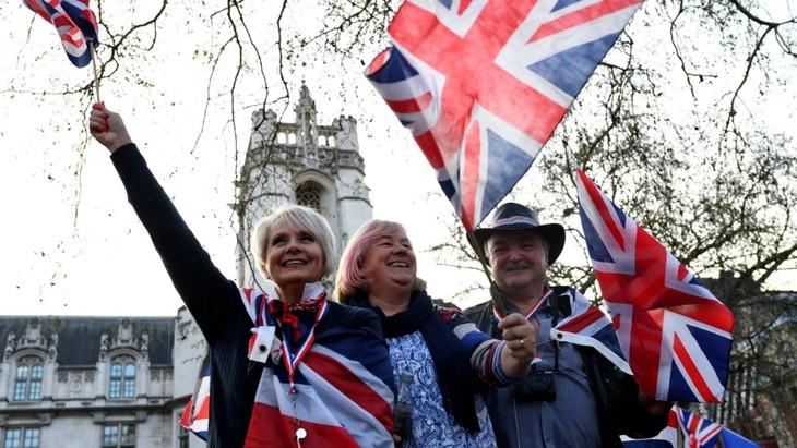 Brexit: el acuerdo de salida de Theresa May, rechazado por tercera vez - ảnh 1