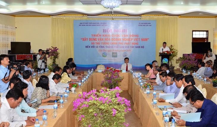 Valoran importancia de cultura empresarial en Vietnam - ảnh 1