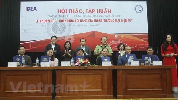 Debaten medidas protectoras de consumidores en comercio electrónico - ảnh 1