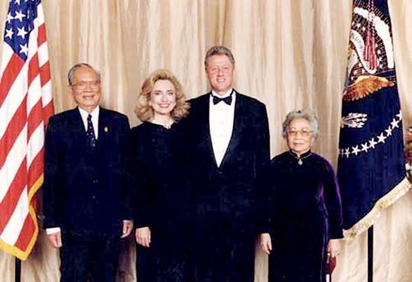 Ex presidente Le Duc Anh: momentos memorables - ảnh 12