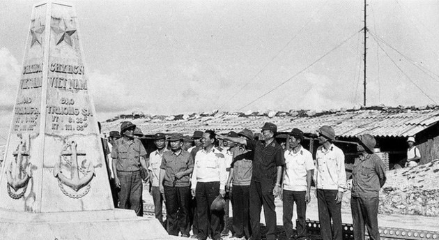 Ex presidente Le Duc Anh: momentos memorables - ảnh 3