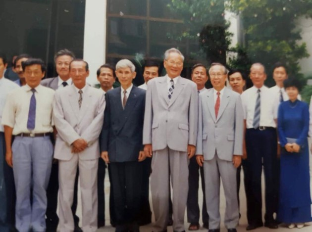 Ex presidente Le Duc Anh: momentos memorables - ảnh 9