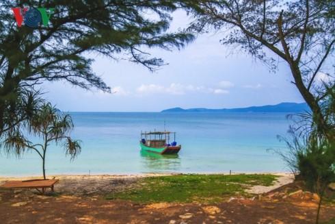 La isla de Co To - perla azul en el Golfo de Tonkín - ảnh 2