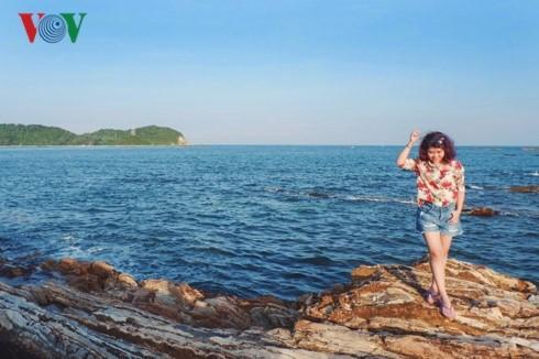 La isla de Co To - perla azul en el Golfo de Tonkín - ảnh 3