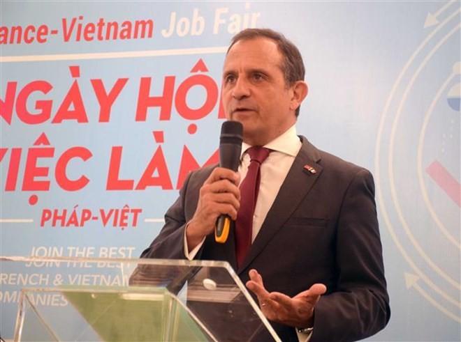 Foro de Empleo Vietnam-Francia ofrecerá oportunidades para trabajadores calificados - ảnh 1