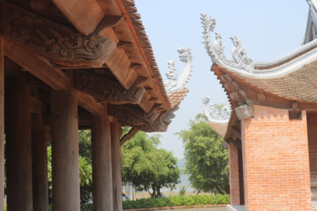 Complejo de turismo espiritual Tam Chuc, sede del Día de Vesak 2019 - ảnh 5