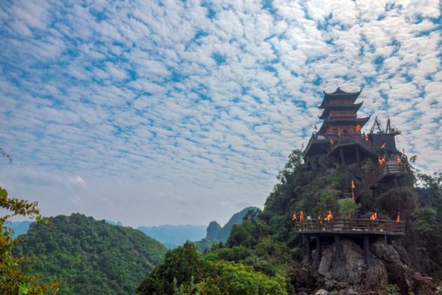 Complejo de turismo espiritual Tam Chuc, sede del Día de Vesak 2019 - ảnh 10