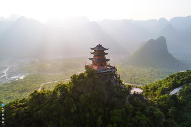 Complejo de turismo espiritual Tam Chuc, sede del Día de Vesak 2019 - ảnh 11