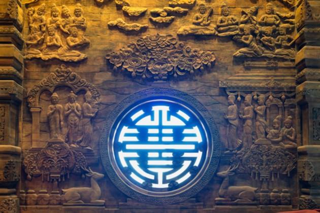 Complejo de turismo espiritual Tam Chuc, sede del Día de Vesak 2019 - ảnh 8