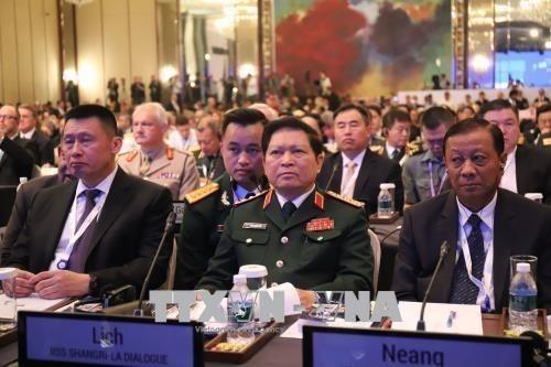 Vietnam reafirma su papel como miembro activo del Diálogo Shangri-La - ảnh 1