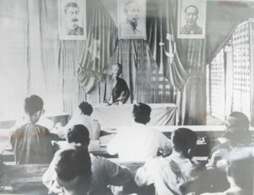 Fotos de archivo sobre el presidente Ho Chi Minh - ảnh 10