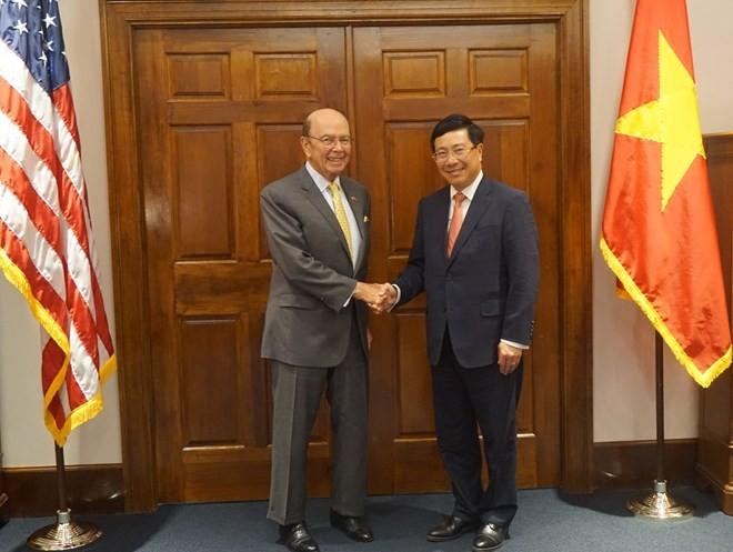 Vietnam y Estados Unidos siguen promoviendo cooperación multifacética - ảnh 1