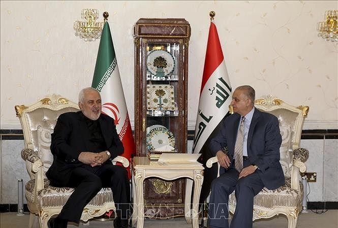 Iraq se ofrece como mediador entre Irán y Estados Unidos - ảnh 1