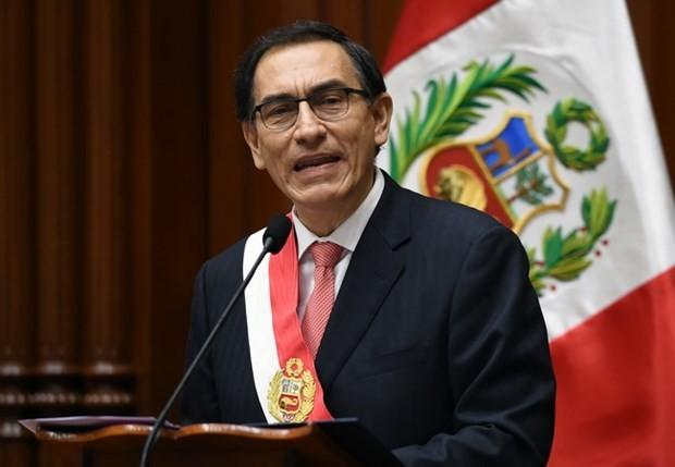 Se alivia la crisis política en Perú   - ảnh 1